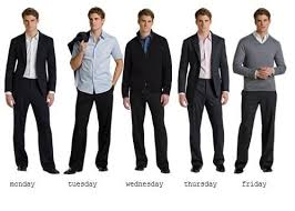 Business Casual Men Dress Code