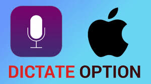 How to use dictate options instead of typing on iPhone and iPad