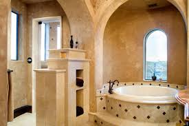 Hunterwood Tuscan Villa Mediterranean Bathroom Austin By Jauregui Architecture Interiors