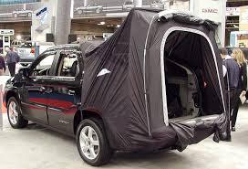 Pontiac Aztek Tent image 29