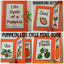 Pumpkin Patch Parable Youtube by Pumpkin Parts Picture Fact Cards And Labeling Activity Classroom
