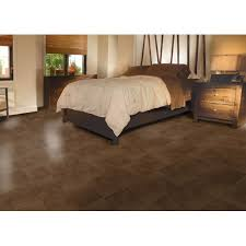 Leather PVC Floor Tile