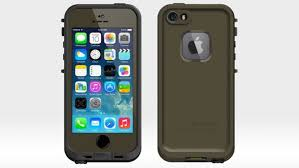 Lifeproof s case is a great all around choice offering IP68 dust dirt and water resistance The case can be submerged in water at a depth of 6 6 ft 2 m
