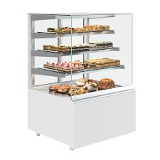 CUBE 3P Refrigerated Bakery Display Case