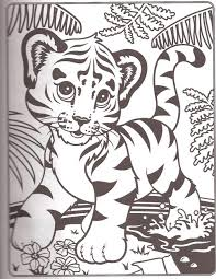 Free Online Lisa Frank Coloring Pages Printable