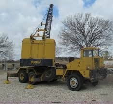 FWD MUC6X6 Truck With Garwood 20 Ton Crane | Item H2222 | SO...
