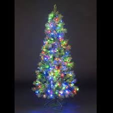 6ft Pre Lit Christmas Trees Black by Pre Lite Christmas Tree Christmas Lights Decoration