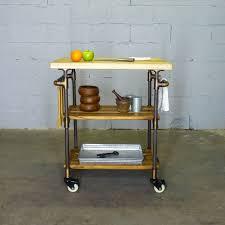 Amazoncom Kitchen Trolley Mobile Wheeled Shelf Bedroom