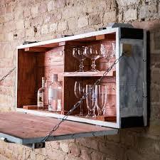 vintage wandbar vinterior wohnzimmerschränke und sideboards