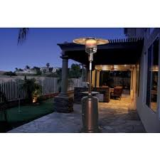 Garden Sun Patio Heater Troubleshooting by Garden Sun Stainless Steel Patio Wheeled Heater Free Shipping