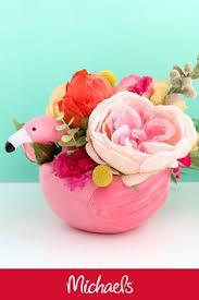Flamingo Flower Vase And Planter Decor CraftsDIY Home