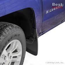100 Chevy Truck Mud Flaps 20142018 Silverado Front Custom Fit Guards