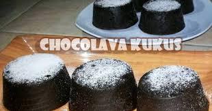 702 resep lava cake kukus isi coklat batang enak dan