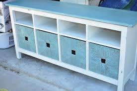 Can you shabby chic Ikea Yes with chalk paint anything is