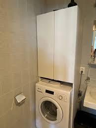 waschmaschinen überschrank