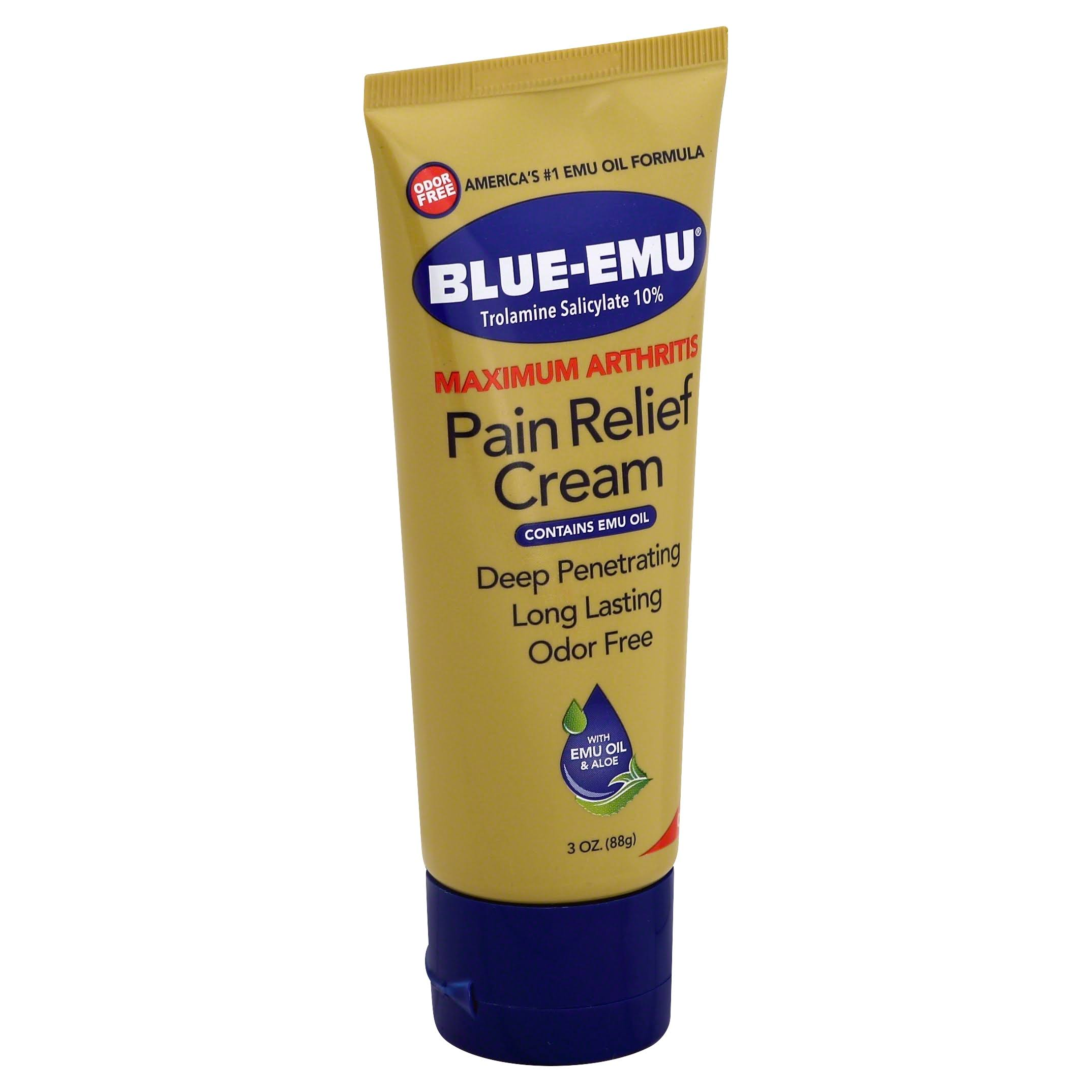 Blue-Emu Maximum Arthritis Pain Relief Cream - 3oz