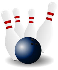 Picture Bowling Ball And Pins Free Download Clip Art