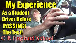 100 England Truck Driving School MY EXPERIENCE AT C R ENGLAND TRUCK DRIVING SCHOOL SUCCES GOT IT