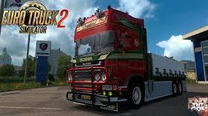 100 Euro Truck Sim Mods Ulator 2 Zivot Vozaca EP17 Scania R560 Donslund Pro