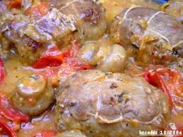 comment cuisiner des paupiettes de veau recette paupiettes de veau aux tomates et au vin blanc