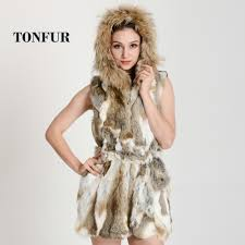 online get cheap fur vests for women aliexpress com alibaba group