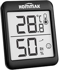 hommak hygrometer für den innenbereich 2 3 zoll großes