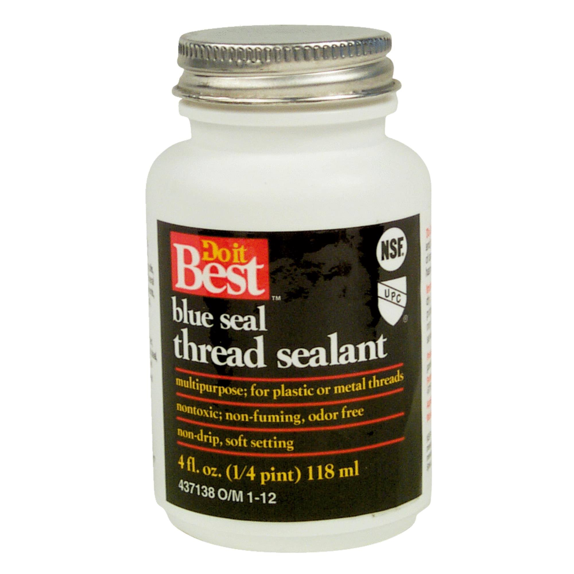 William H Harvey 025301 Do It Best Blue Seal Thread Sealant