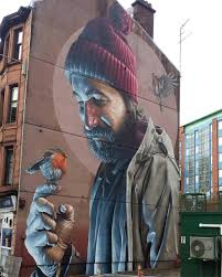 glasgow street art guide and interactive map best of street art