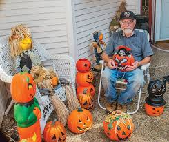 The Pumpkin Man Of Hot Springs Village