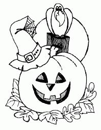 Download Coloring Pages Childrens Halloween 45 Preschool Uncategorized Printable