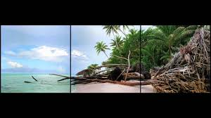 Sinking Islands In The South Pacific by Tuvalu Islands On The Frontline Of Climate Change Youtube