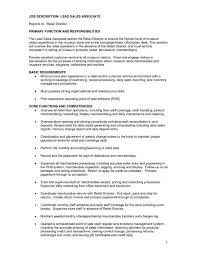 Associate Resume Examples Rhcheapjordanretrosus Lovely Jcpenney Sales Unique Retail