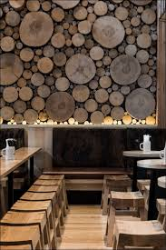 architecture wonderful reclaimed wood accent wall white