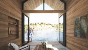 On Golden Pond: First-of-their-kind, Floating Homes Coming To New ... Floating Homes Bespoke Offices Efloatinghescom Modern Floating Home Lets You Dive From Bed To Lake Curbed Architecture Sheena Tiny House Design Feature Wood Wall Exterior Minimalist Mobile Idesignarch Interior Remarkable Diy Small Plans Images Best Idea Design Floatinghomeimages0132_ojpg About Historic Pictures Of Marion Ohio On Pinterest Learn Maine Couple Shares 240squarefoot Cabin Daily Mail Online Emejing Designs Ideas Answering Miamis Sea Level Issues Could Be These Sleek Houseboat Aqua Tokyo Japanese Houseboat For Sale Toronto Float