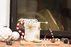 geschenke aus der küche heiße schokolade am stiel mit mini