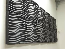 Noise Reducing Curtains Uk by Soundtect Wave Acoustic Wall Panel Amazing Performance Even