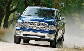 2009 Dodge Ram 1500 Laramie 4X4 Crew Cab | Comparison Test | Reviews ...