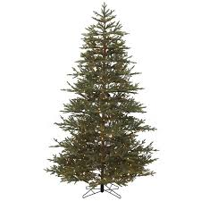 The Most Perfectly Really Looking Artificial Tree 75 Foot PerfectLit LED Realistic Christmas Williamsburg Pine Warm Clear