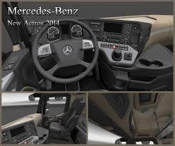 Į Euro Truck Simulator 2 Atrieda Mercedes-Benz! | Žaidimų Balsas