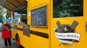 100 Food Trucks Nyc Wafels And Dinges NYC Food Truck Amazing Waffles For A Meal Or