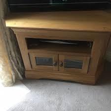 Wall Unit Furniture Armoires Wardrobes Oak Living Room
