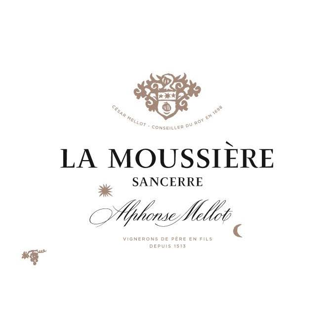 Alphonse Mellot Le Moussiere Sancerre Blanc, France (Vintage Varies) - 750 ml bottle