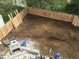 Creating A Level Backyard Meant Building Retaining Wall Behind ... Brick Garden Wall Designs Short Retaing Ideas Landscape For Download Backyard Design Do You Need A Building Timber Howtos Diy Question About Relandscaping My Backyard Building Retaing Fire Pit On Hillside With Walls Above And Below 25 Trending Rock Wall Ideas Pinterest Natural Cheap Landscaping A Modular Block Rhapes Sloping Also Back Palm Trees Grow Easily In Out Sunny Tiered Projects Yard Landscaping Sloped