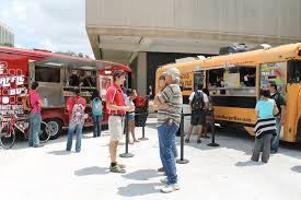 Food Trucks A Popular Program On Campus - University Of Houston