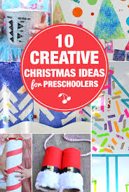 Super Fun Christmas Art Activities For Kids