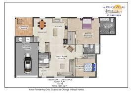 2 Bedroom 1 Car Garage Kansas City Villas
