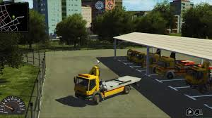 100 Tow Truck Simulator Truck 2015 2014 Promotional Art MobyGames