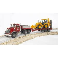 Mack Granite Low Loader Truck With Jcb 4cx Backhoe - Bruder Mack ... Bruder Mack Granite Tckbruder Mack Roll Off Container Half Pipe Dump Truck Jadrem Toys Halfpipe And 23 Similar Items Cement Mixer 02814 Muffin Songs Toy Review For Kids Bruder Cstruction Mack Dump Truck Rhyoutubecom Toys 02825 With Snow Plow Blade New Youtube Rc Cversion Modify A Grade Man Tgs Cstruction Young Minds 02815 Zaislas Skelbiult Httpwwwamazoncomdp