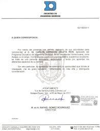 Carta Recomendacion Pablom By Hilario Issuu
