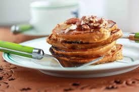 Pumpkin Cake Mix Pancakes by Healthy Oatmeal Pumpkin Pancakes Overtime Cook